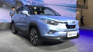 JAC iEV S4, chino, eléctrico y económico