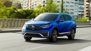 Honda CR-V 2020, nuevo rostro y motor híbrido se suman a la oferta