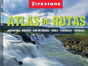 Bridgestone lanza la edición 2013 del Atlas de Rutas Firestone