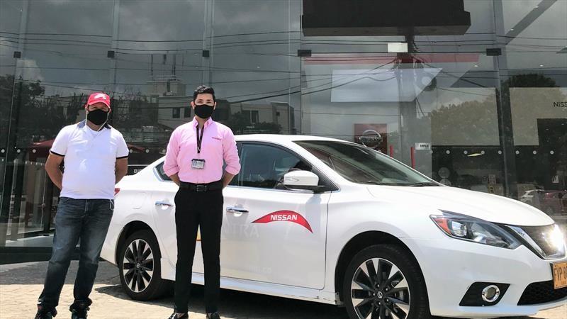 Nissan apoya lucha contra covid-19 en Barranquilla