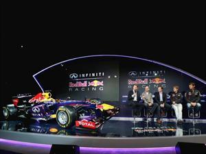 F1 Red Bull Racing presenta el RB9