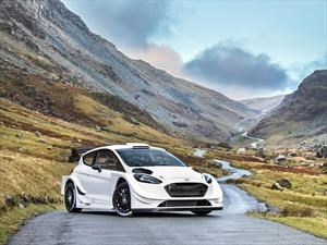 Ford Fiesta WRC 2017, un auto para esta nueva era
