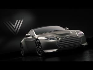 Aston Martin Vantage V12 V600 debuta