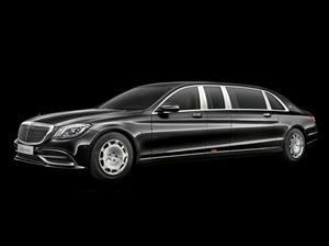 Mercedes-Maybach Pullman 2019 es el auto de lujo definitivo