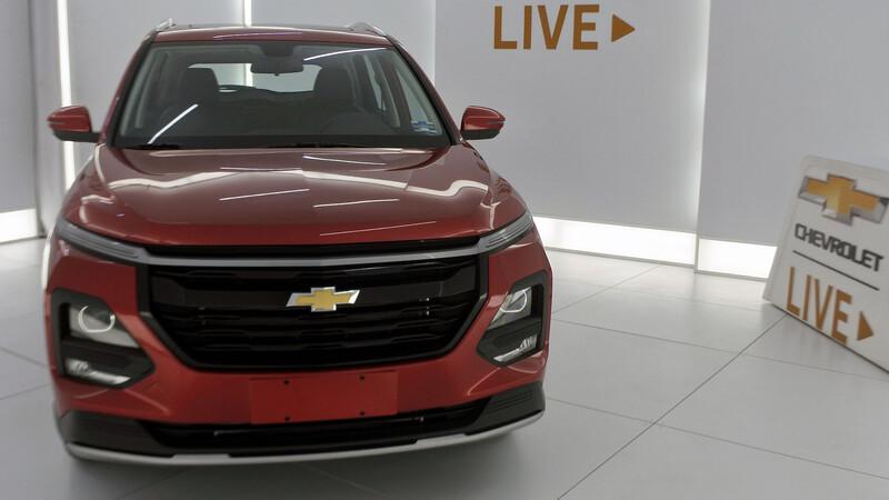 Chevrolet Live, conoce el auto de tus sueños, desde la comodidad de tu casa