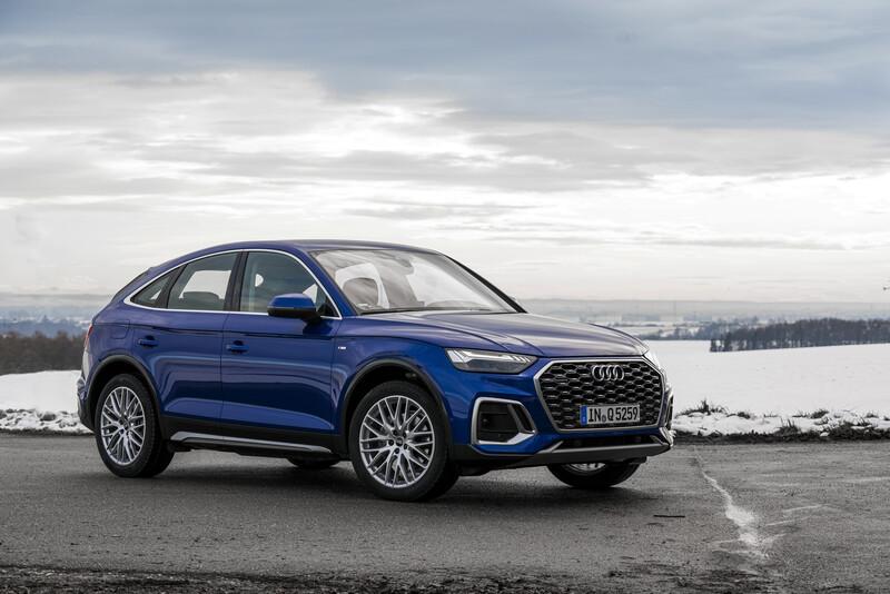 Audi Q5 Sportback 2022 llega a México, una SUV coupé orgullosamente mexicana