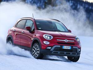 Fiat lanza en Chile una nueva variante 4x4 del 500X