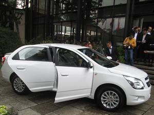 GM Colmotores presenta el Chevrolet Cobalt Co edición especial