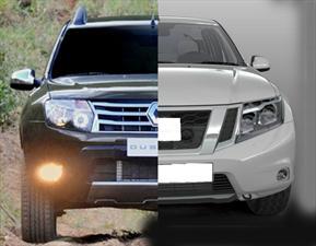Nissan Terrano es la versión japonesa del Duster