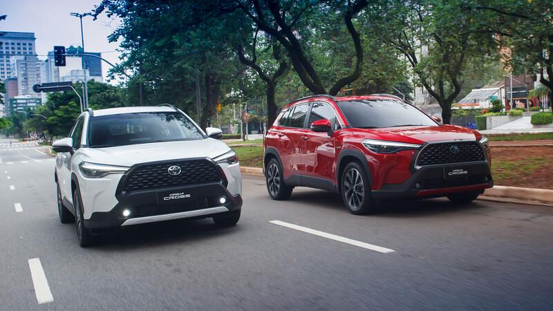 Toyota Corolla Cross se vende más que el Corolla sedán
