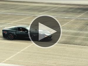 Vídeo: Este es el Corvette eléctrico más rápido del mundo