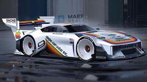 Homenaje al Porsche 935 de 1979 por su historia en competencias