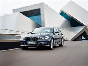 BMW Serie 7 2016 llega a México desde $1,474,900 pesos