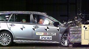 Subaru alcanza máxima distinción en Japón