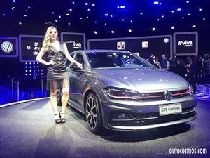 Volkswagen Polo y Virtus GTS Concept, una buena excusa para un Turbo