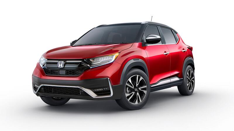 Honda ZR-V: El anti Nivus que se produciría en Sudamérica