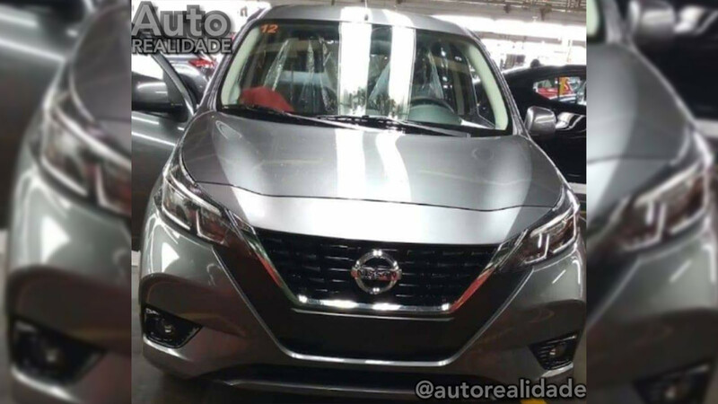 Decepción: el nuevo Nissan March podría ser un profundo facelift y nada más