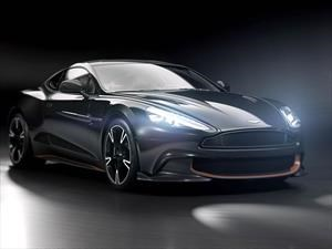 El Aston Martin Vanquish se despide con una edición extraordinaria