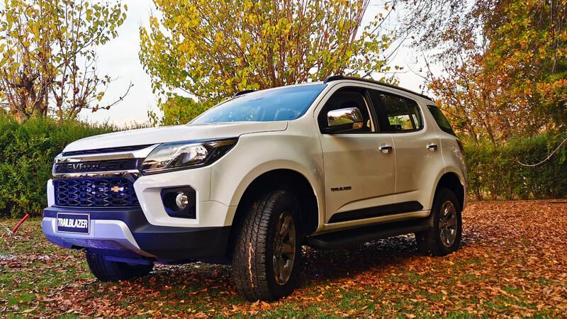 Chevrolet Trailblazer 2021 en Chile: mejorando para el mundo off-road