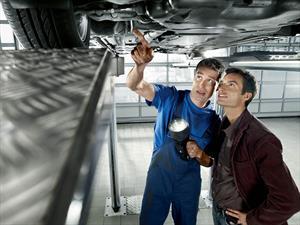 Postventa: promoción para clientes de Mercedes-Benz GLK y Clase C