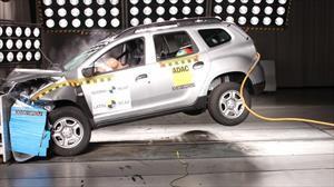 La nueva Renault Duster se lleva 4 estrellas en Latin NCAP