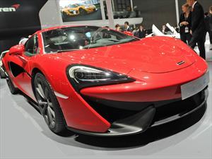 McLaren 540C 2015 debuta