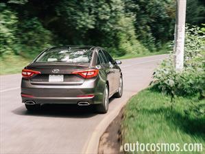 Hyundai Sonata 2015 a prueba