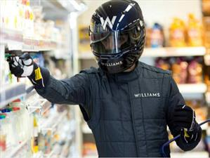 ¿Cómo ayuda la Fórmula 1 a un supermercado?