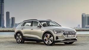 Audi E-tron gana reconocimiento de la IIHS por la seguridad que ofrece a sus pasajeros