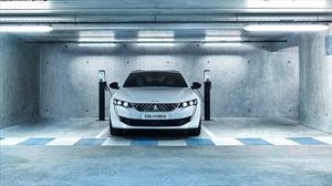 Peugeot 508 Hybrid se presenta en Europa
