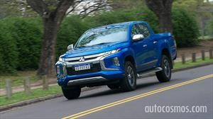 Test Mitsubishi L200: Optimus Pick-Up