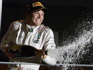 F1 GP de Singapur 2016: Sueño de una noche de Rosberg