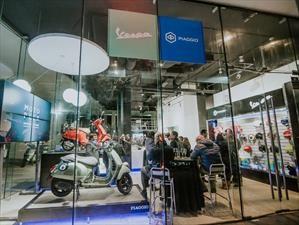 Piaggio Motoplex, mucho más que un concesionario