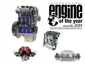 Y los mejores motores del 2014 son...