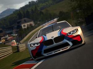 BMW Vision Gran Turismo se presenta