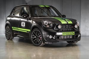 MINI John Cooper Works Countryman ALL4 Dakar Winner 2013 de edición limitada