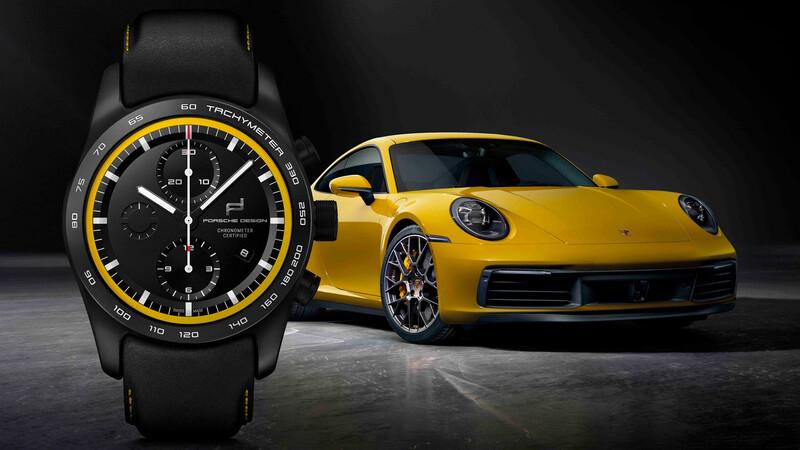 Porsche Design: ahora ya puedes personalizar tu reloj