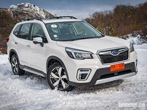 Subaru Forester 2019 debuta a nivel regional