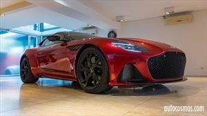 Aston Martin DBS Superleggera: el auto de James Bond ya está en Chile