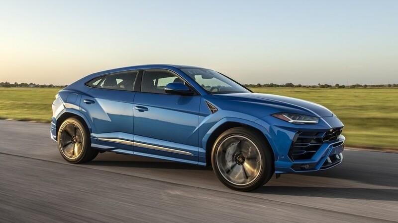 Hennessey Performance impone más de 750 hp al Lamborghini Urus