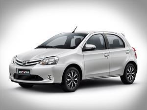 Toyota Etios tiene un nuevo tope de gama: Platinum