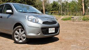 Probamos el Nissan March antes de su lanzamiento en Argentina