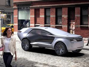 Land Rover Aegis es el SUV del futuro