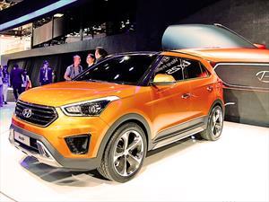 Nuevo Hyundai ix25 2015: Descubre al primo hermano del Kia Soul
