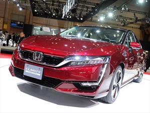 Comenzaron las ventas del Honda Clarity Fuel Cell