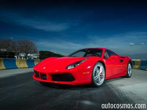 Ferrari 488 GTB: 8 cosas que tenés que saber