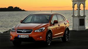 Subaru XV obtiene 5 estrellas en la Euro NCAP