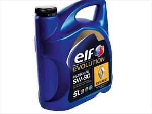 Renault junto a elf, lanza una nueva gama de lubricantes para su vehículo