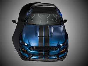 El nuevo Shelby GT350R Mustang es más rápido que el Camaro Z28 en Nürburgring
