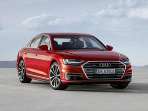 Acá está la cuarta generación del Audi A8